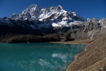 Third Lake Gokyo Valley Everest Region Nepal