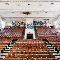This Auditorium In Chicago