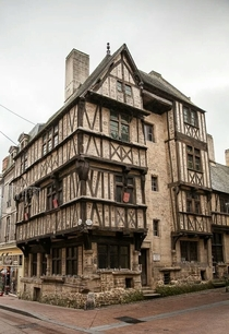 This beautiful home was built between  and  Bayeux normandy France