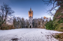 This beautifull castle is being demolished  RIP noisy More info discription