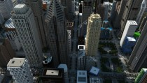This entire city was built in Minecraft