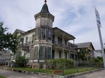 This house on Galveston Island