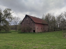 This Illinois barn dates back to the s