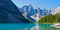 This is an hour away from my house Banff Alberta x