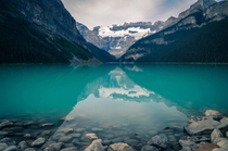 This is Lake Louise