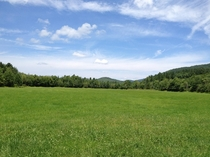 This is my home Andover VT