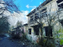 This is one of the set of abandoned psychiatry asylum pics We even made a video out of the footages to this place Ill leave a link in the comment for those whod like to see more