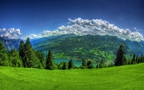 This is such a peaceful place to sit and think Walenstadt Switzerland