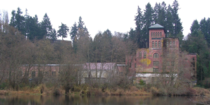This is the original Olympia brewery in Olympia WA The second Olympia Brewery also sits abandoned less than a mile away
