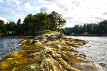 This is where I live Malaspina Galleries - Gabriola Island British Columbia