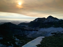This is why I woke up at  am to hike Mt Timpanogos UT