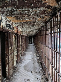 This Jail Has Been Abandoned Nearly  Years