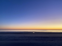 This mornings Sunrise over Ponte Vedra Beach FL  x