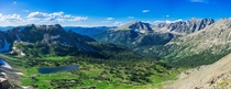 This original file is  pixels wide but Imgur didnt like that Caribou Lake Colorado