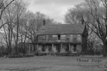 This place was just a few miles from my house About six weeks after I took this photograph the owner burned it down I loved this house Central Illinois