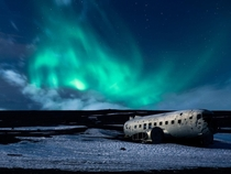 This US Navy Super DC crashed in Iceland in