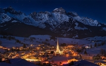 This village in Austria photocredit Richard Fischer