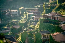 This village in China has been uninhabited for  years since the s
