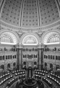 Thomas Jefferson Building Library of Congress  x