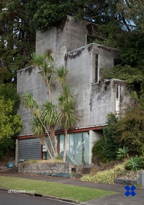 Thompson House by Rewi Thompson Kohimarama New Zealand in