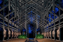Thorncrown Chapel - E Fay Jones  Eureka Springs KS