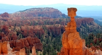 Thors Hammer at Bryce Canyon National Park