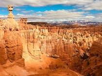 Thors Hammer Bryce Canyon National Park UT  OC