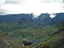 Thorsmark Iceland A valley so otherworldy that the Vikings called it the home of Thor