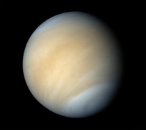 Those clouds Cant wait for more Venus missions Venera-D will be the next mission i think