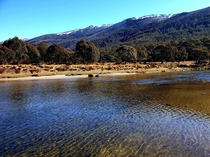 Thredbo River NSW Australia