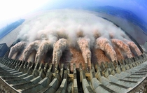 Three Gorges Dam China The largest power station in the world by output