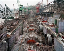 Three Gorges Dam Construction