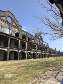 Three Mile Barracks Corregidor Philippines