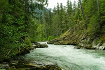 Thunder Creek North Cascades National Park Washington