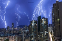 Thunderbolts and lightning - Kelvin Tsang Hong Kong