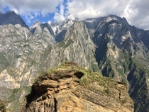 Tiger Leaping Gorge - Yunnan China