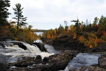Time flows on like a river - Kawishiwi State Park BWCA Minnesota