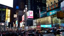 Times Square NYC phone shot