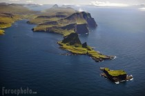 Tindhlmur Faroe Islands