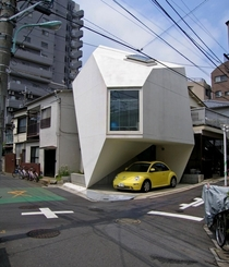 Tiny house in Tokyo