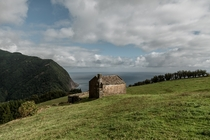 Tiny houserefuge in The Azores Portugal