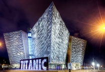 Titanic Experience Center Belfast