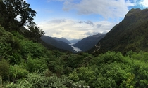 To continue with the New Zealand theme here is a picture of Doubtful Sound in Fiordland Taken just two weeks ago