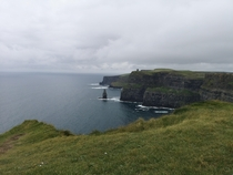Today at cliffs of Moher in Ireland by luis_hxpe