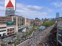 Today is Marathon Monday in Boston