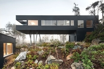 Tofino house in BC by AA Robins