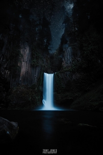 Toketee Falls Oregon Toketee is a Chinook word meaning pretty or graceful  x  imtonyjones