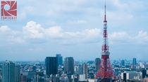 Tokyo Tower Broadcast Antenna