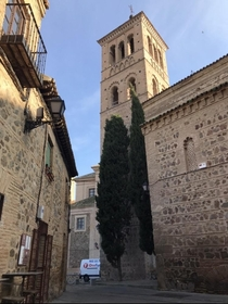 Toledo Spain an ancient city of blended cultures and religions