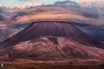 Tongariro Volcano New Zealand